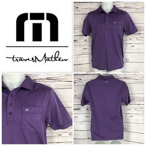 Travis Mathew Mens Polo Shirt